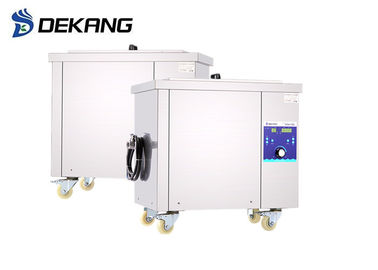 China Horse Brasses Industrial Ultrasonic Cleaner 264L With Heating CE Certificated supplier