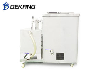 China 135L 40KHz Ultrasonic Filter Cleaning Machine Digital Circulating High Precision supplier