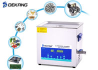 10 L Dental Ultrasonic Cleaner SUS304 Ultrasonic Cleaning Machine For Laboratory