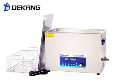 Music Instrument Blind Ultrasonic Cleaning Machine , Stainless Steel Industrial Ultrasonic Cleaning Tanks For Lab