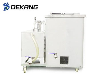 53L 900W Large Ultrasonic Filter Cleaner With Circulating Filtration System